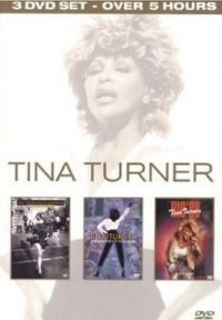 Cover Tina Turner - Live in Amsterdam - Wildest Dreams Tour / One Last Time Live in Concert / Rio '88 - Live In Concert [DVD]
